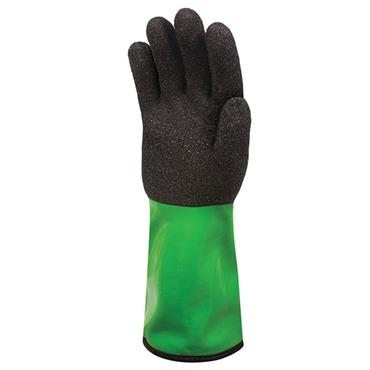 Skytec Xenon 5 Green Chemical Resistant Gloves