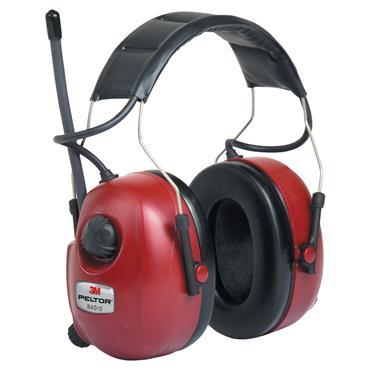 3M Peltor Alert AM/FM Radio Headset Ear Defender M2RX7A