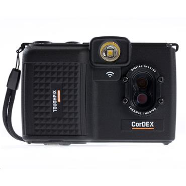 Cordex Toughpix Digitherm TP3rEX Atex Digital Camera