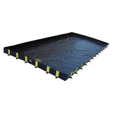 Justrite Rigid-Lock Quick Plus Containment Berm