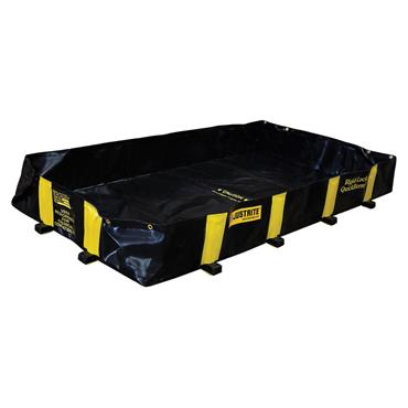 Justrite Rigid-Lock Quick Containment Berm