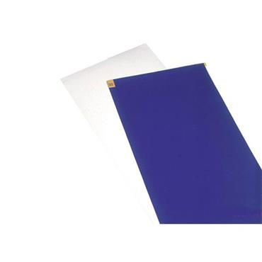 CITEC Blue Adhesive Entrance Tacky Mats