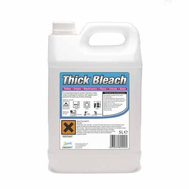 2Work Bleach - 5 litre concentrate.