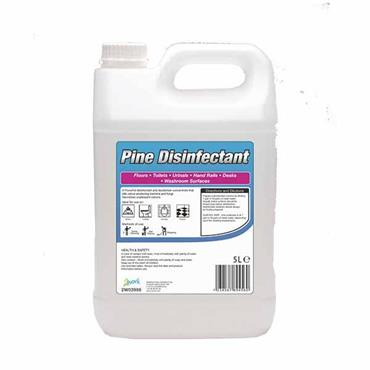 2Work Pine Disinfectant - 5 litre concentrate.