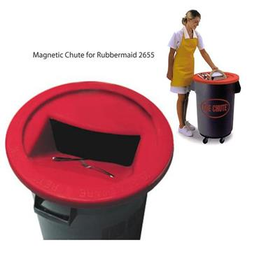 CITEC PRO Magnetic Chute for Rubbermaid Bin