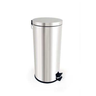 BENTLEY PB.30/SS Stainless Steel Bin 30L