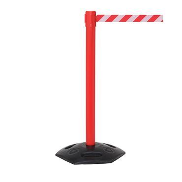 QUEUE Weathermaster 250 Retractable Belt Barriers