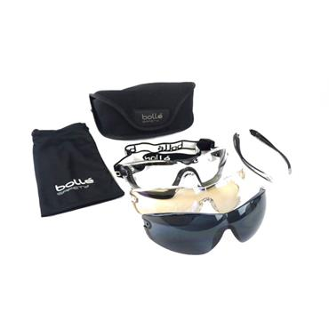 Bolle KITCOBRA Cobra Safety Glasses and Goggle Kit
