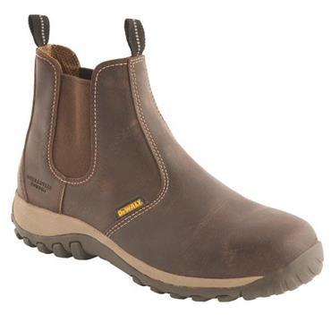 DeWALT Radial Dealer Brown Safety Boots