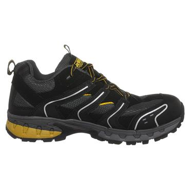 DeWALT Cutter Lightweight Grey/Black Safety Trainers