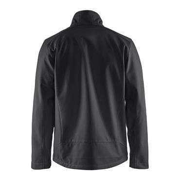 Blaklader 4951 Original Softshell Jacket - Black