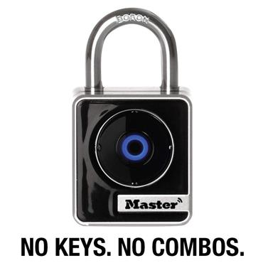 Masterlock 4400D Indoor Use Smart Bluetooth Padlock