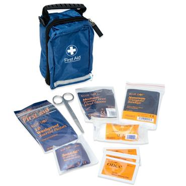 Blue Dot 8812 Rapid Response First Aid Kit
