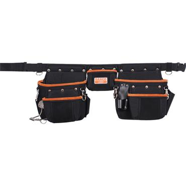 Bahco 4750-3PB-2 3 Pocket Belt Set