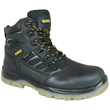 DeWALT Hudson S3 Waterproof Black Safety Boots