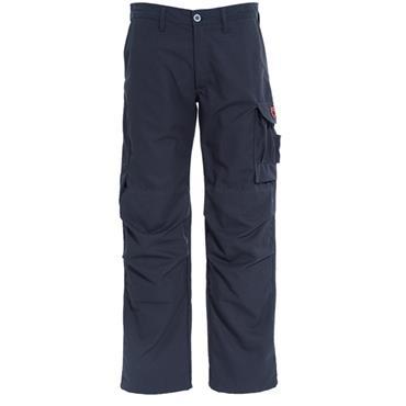 Tranemo 6020 81 Tera TX Non-Metal Flame Resistant Trousers - Navy