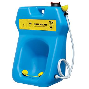 Speakman SE-4300 75 Litre Gravity-Fed Portable Eyewash with Drench Hose