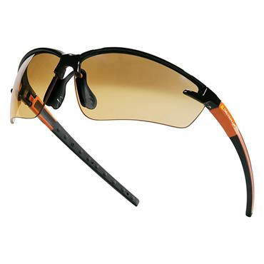 LH Safety FUJI2NOOR Twin-Lens Safety Glasses - Gradient