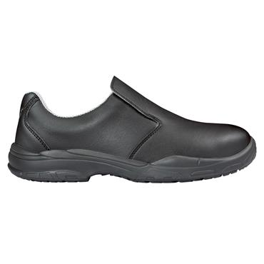 Exena Tulip S1 SRC Slip Black Safety Shoes