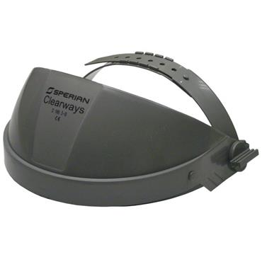Honeywell CB14 Clearways Browguard with Elastic Headband and Visor