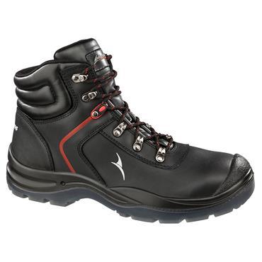 Albatros Gravitation Mid S3 SRC Black Safety Boots