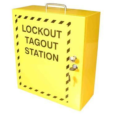 CITEC LOK060 Lockout Tagout Station