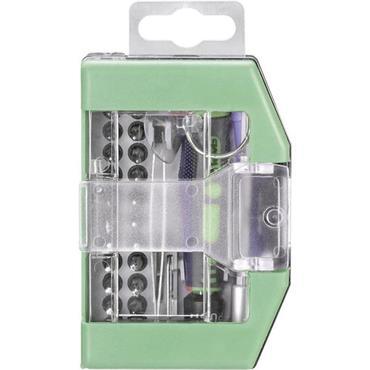 KWB 119100 30 Piece Bit Box Set