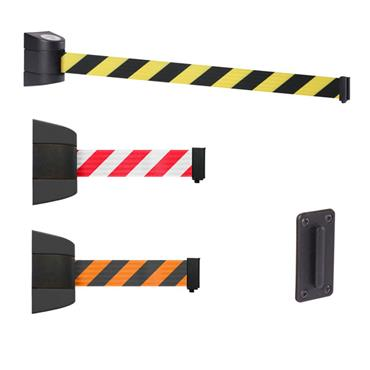 QUEUE WallPro 400 Wall Mounted Retractable Barriers