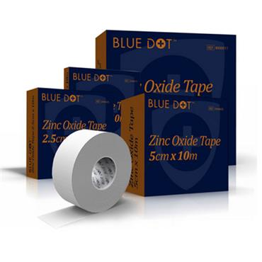 Blue Dot 20444 Zinc Oxide Tape