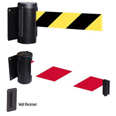 QUEUE WallMaster 300 Economy Retractable Barriers