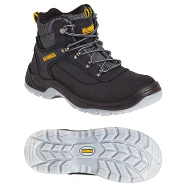 DeWALT Laser Hiker Black Safety Boots