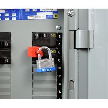 Brady 65397 480/600 Volt Clamp-On Breaker Lockout
