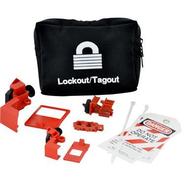 Brady 95539 Lockout Pouch Kit without Lock