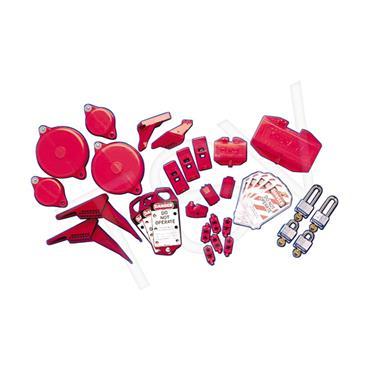 Brady 65779 Combination Lockout Starter Kit