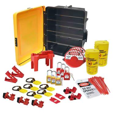 Brady 134036 Lockout Tagout Station Equipment