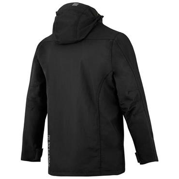 Snickers 1303 AllroundWork Waterproof Shell Jacket - Black