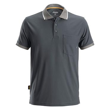 Snickers 2724 Allroundwork 37.5 Technology Polo Shirt - Steel Grey