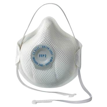 Moldex 248501 Smart Series FFP2 NR D Valved Disposable Mask - 20 Pack