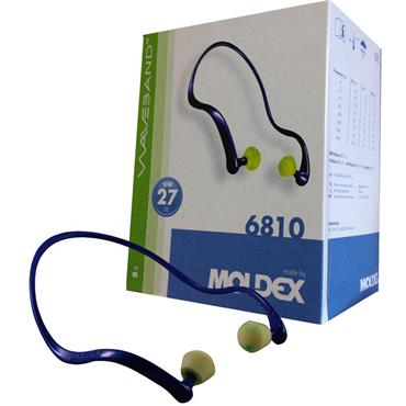 Moldex WaveBand 1K Banded Ear Plugs