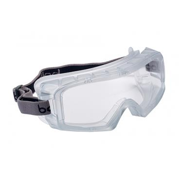 Bolle Coverall Safety Goggles - Clear