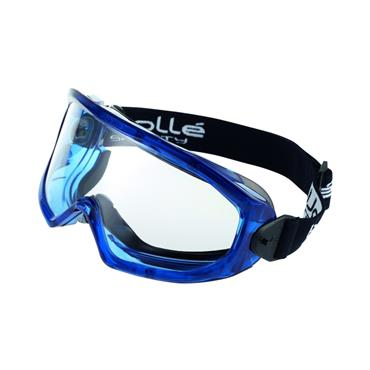 Bolle Superblast Safety Goggles - Clear