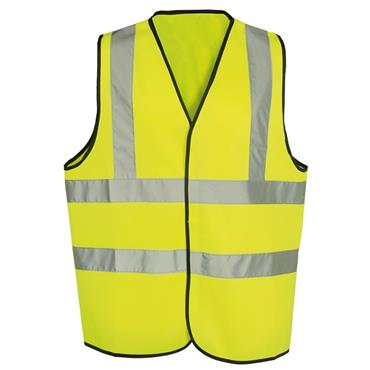 CITEC WCENG High-Visibility Vest - Saturn Yellow