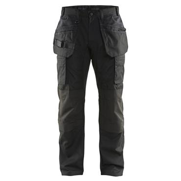 Blaklader 1469 Stretch Service Trousers - Black