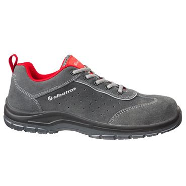 Albatros Sports CSL Low S1P ESD SRC Grey Safety Shoes