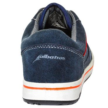 Albatros Freestyle Low S1P ESD SRC Blue Safety Trainers