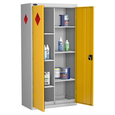 CITEC CS1518HAZ Pro 8 Compartment Hazardous Flammable Cabinet