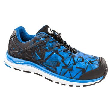 Albatros Energy Impulse Low S1P ESD Blue/Black Safety Trainers