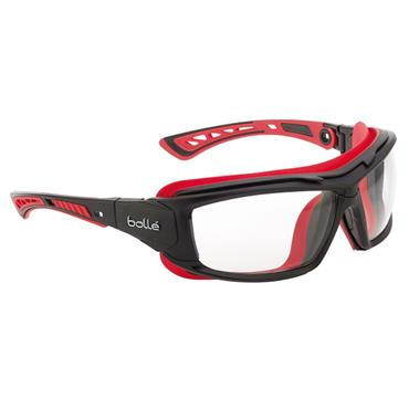 Bolle ULTIPSI ULTIM8 Safety Glasses - Clear
