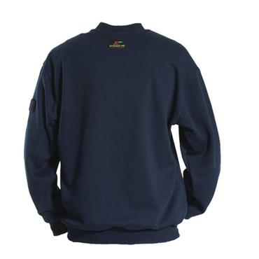 Tranemo 5985 89 Flame Retardant Sweatshirt - Navy