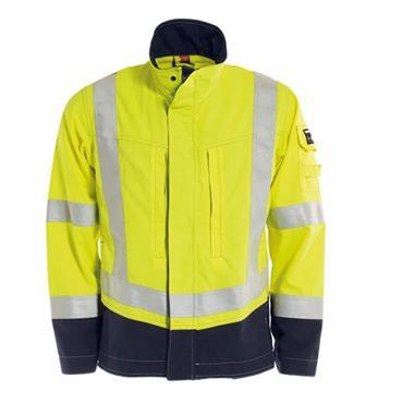 Tranemo 5830 81 Tera TX Flame Retardant High-Visibility Jacket